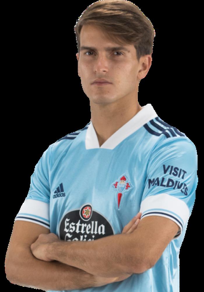 Imágen del jugador D. Suárez posando