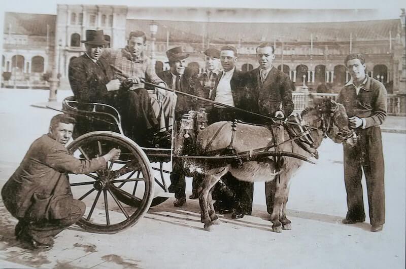 FOTO 04 previa promoción Chamartín 1939-40
