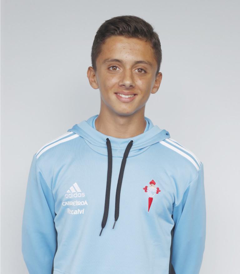 Image of Anastasios Georgakopoulos player posing