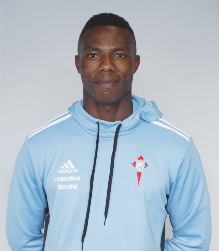 Image of Solomon Gyesi player posing